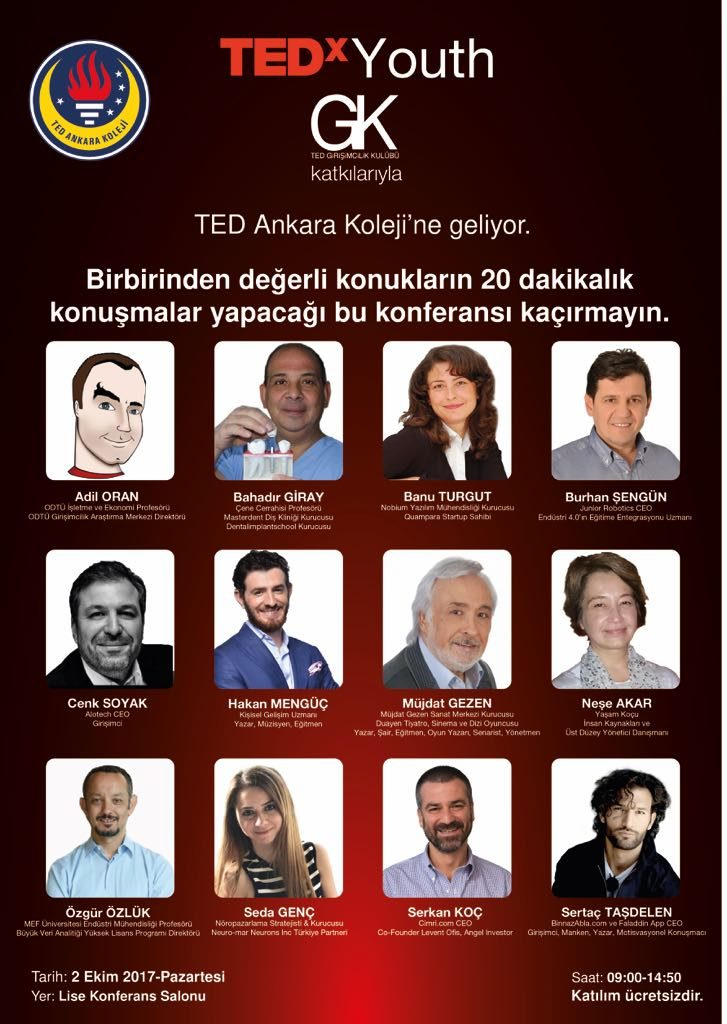 Neşe Akar - Tedx Youth